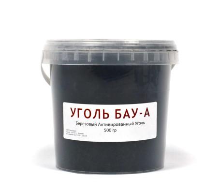 Березовый активированный уголь - БАУ-А