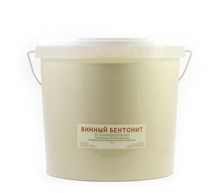 Винный Бентонит 5 кг. (Натрий)